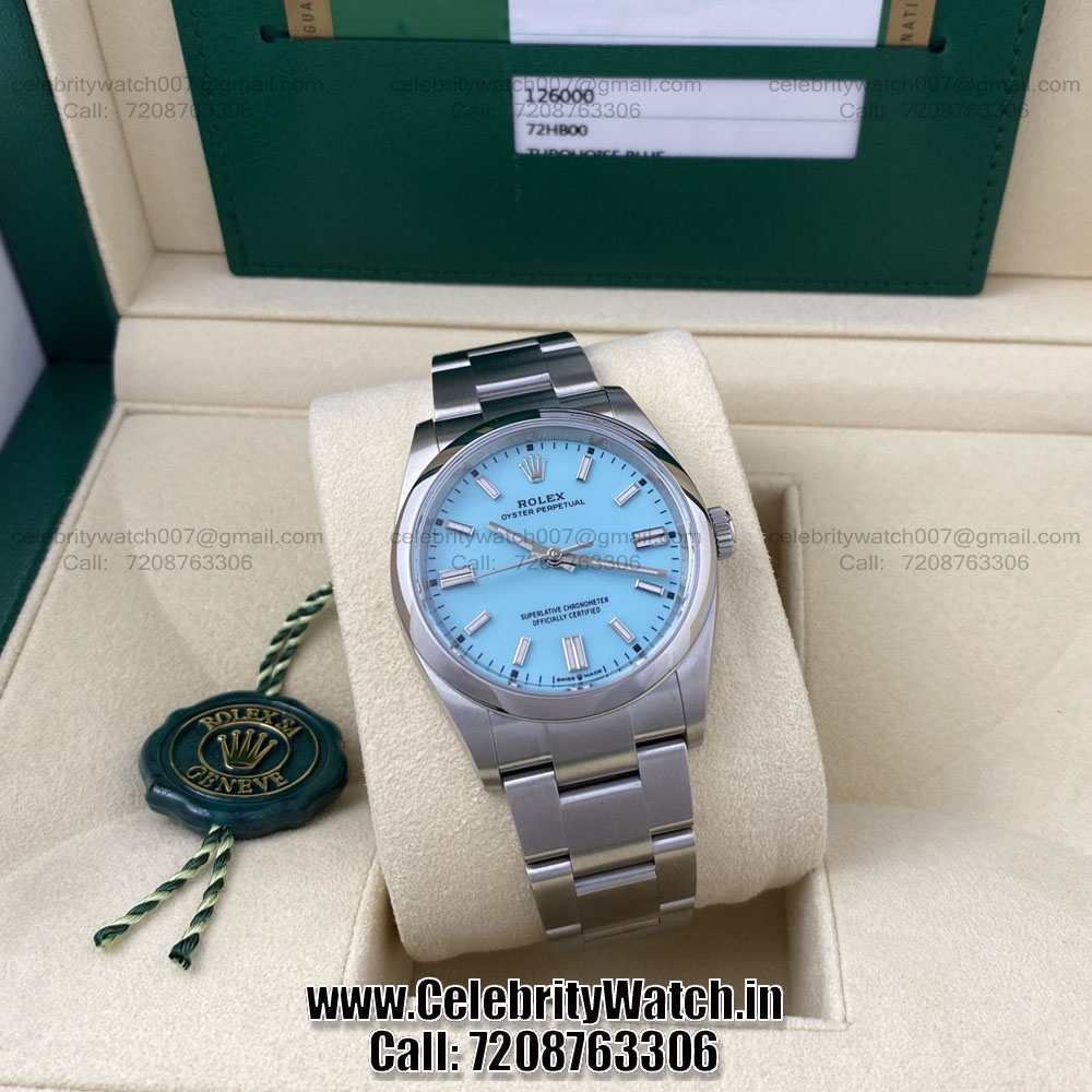 16 Rolex Oyster Perpetual first copy replica watches 1