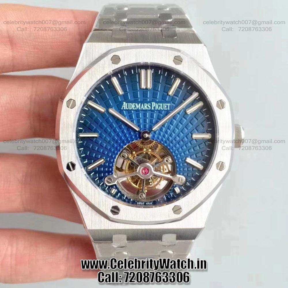 17 ap tourbillon replica watches